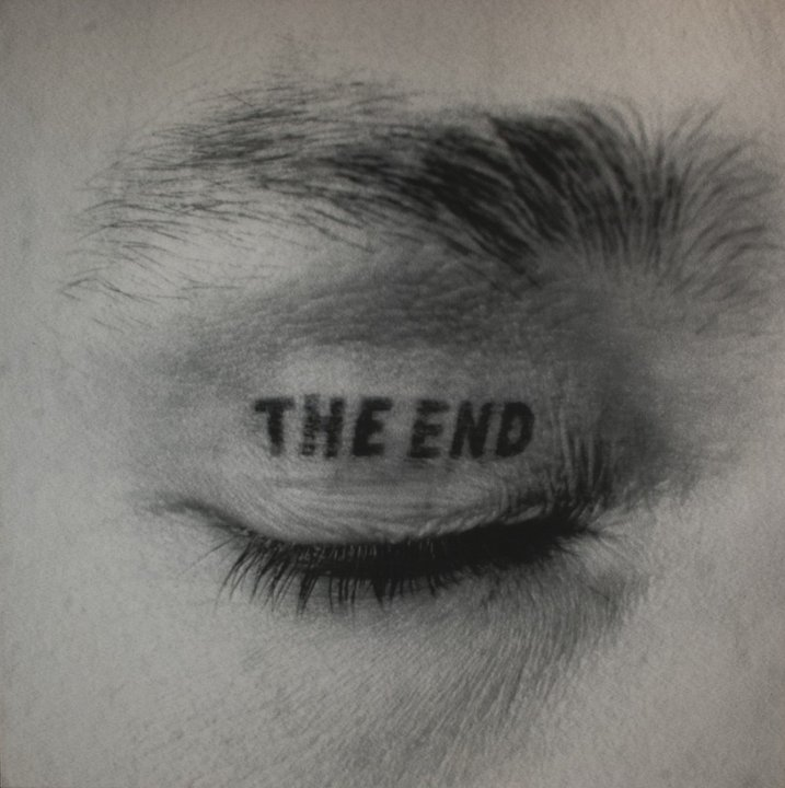 Timm Ulrichs, The End, 1981-97